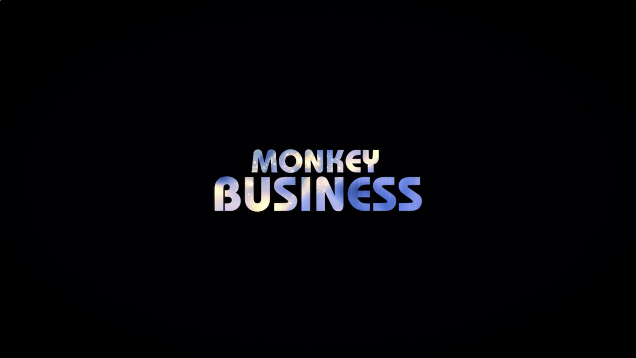 Monkey business video