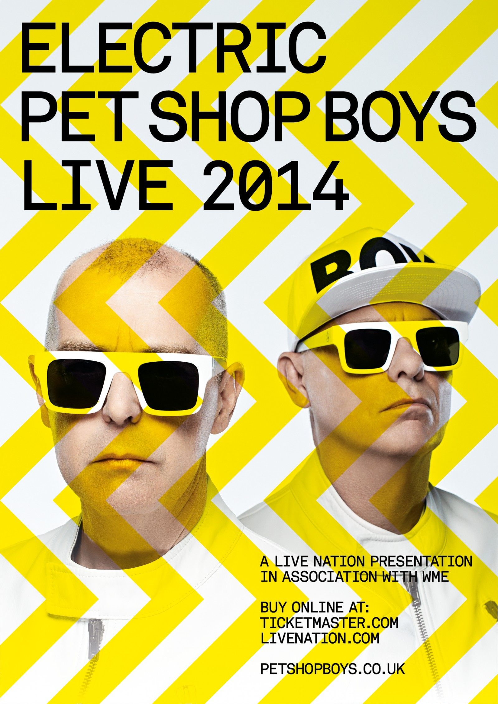 Electric 2014 Usa Tour Pet Shop Boys News
