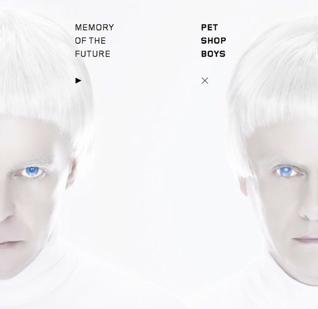 Memory of the future tracklisting