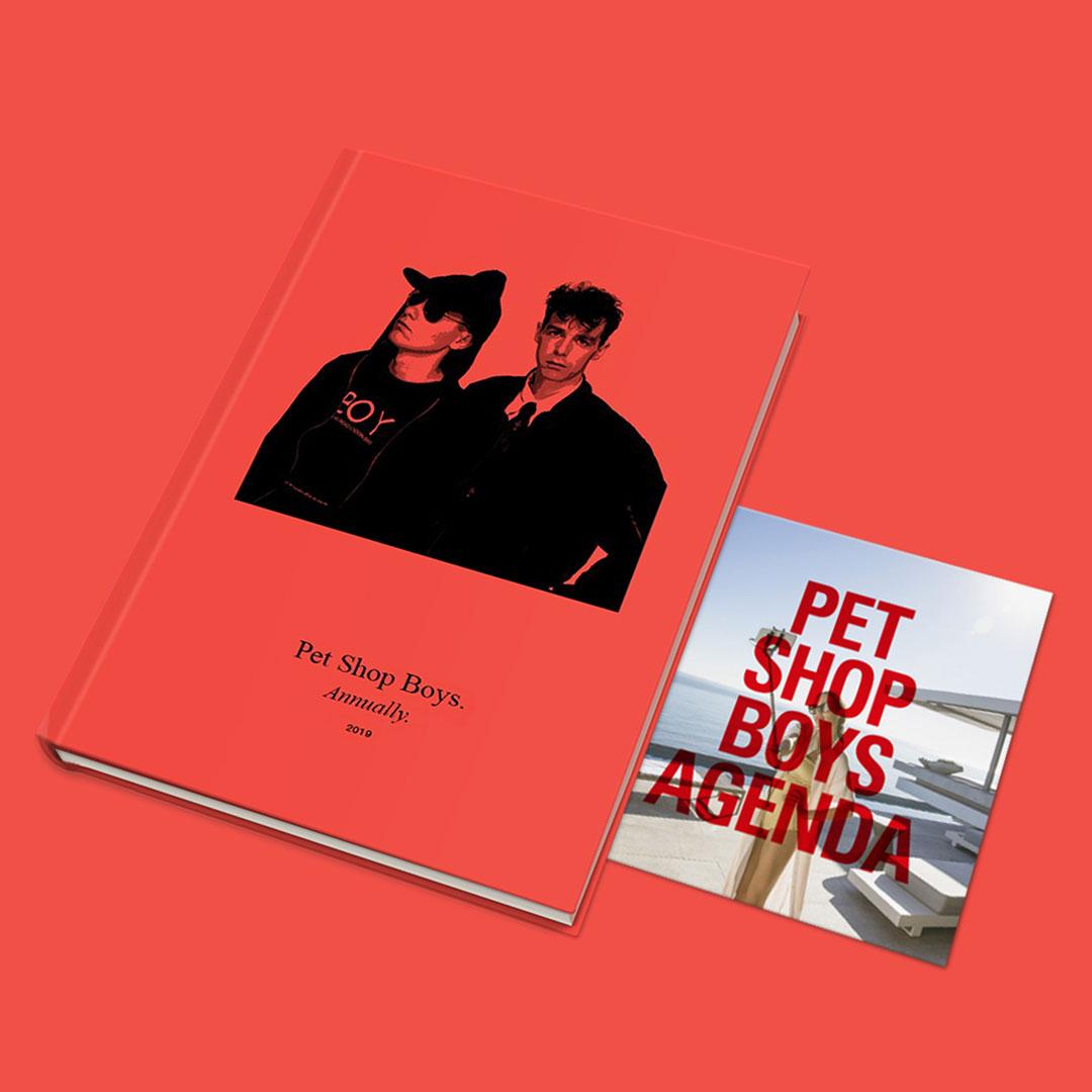Annually Pet Shop Boys News