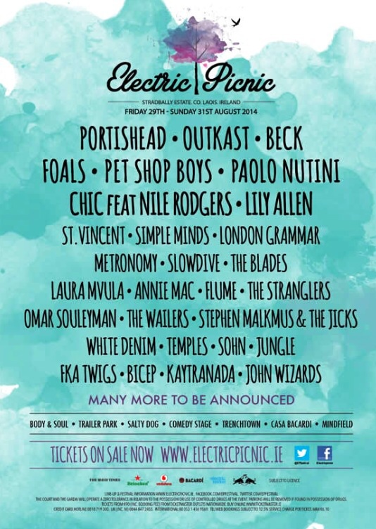 Electric Picnic, Ireland