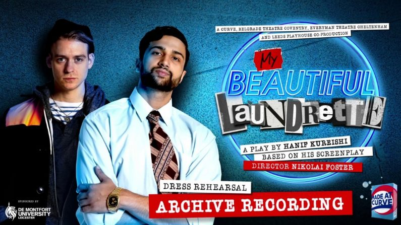 """My Beautiful Laundrette"" stream"