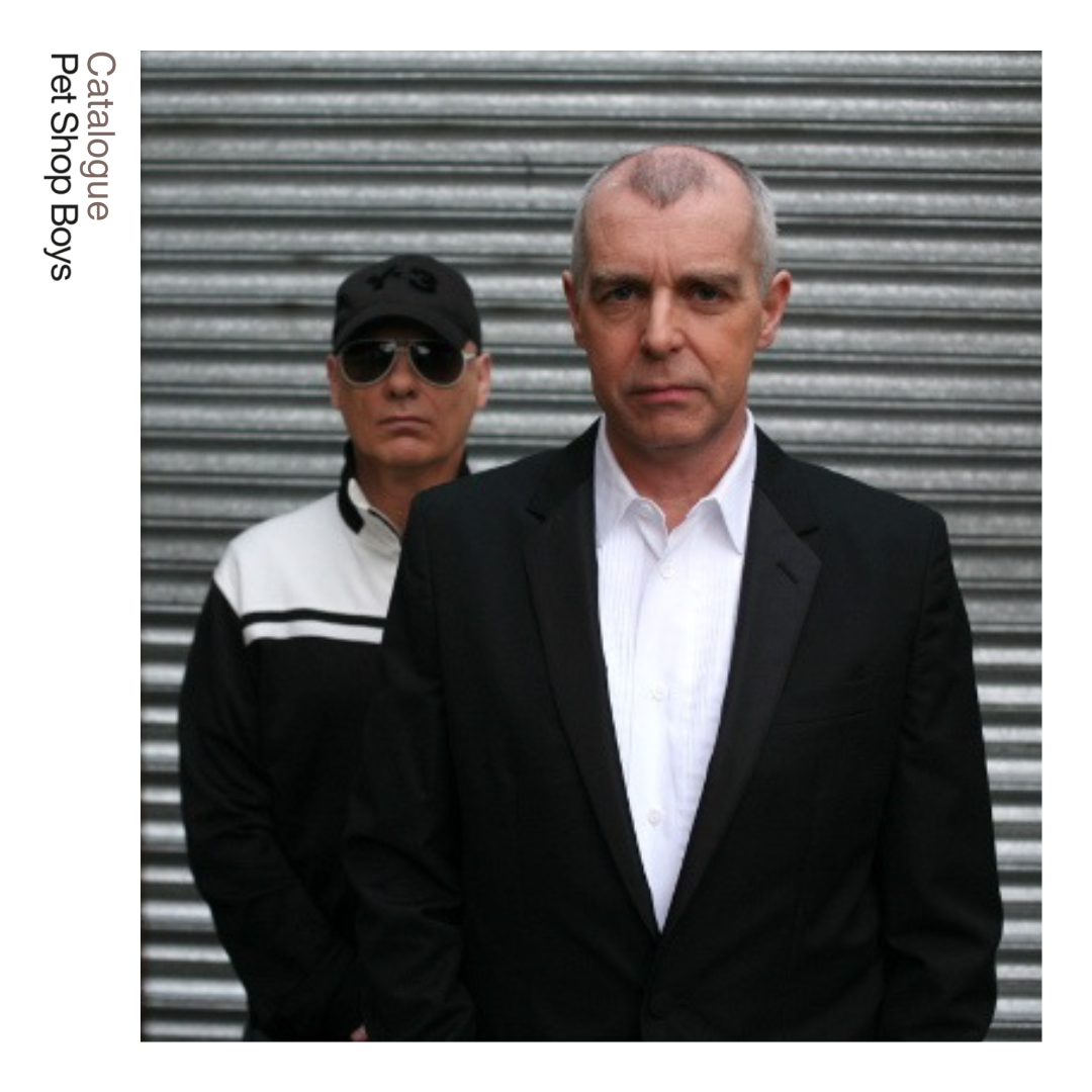 Pet Shop Boys to answer fans' 'Catalogue 1985-2012' questions
