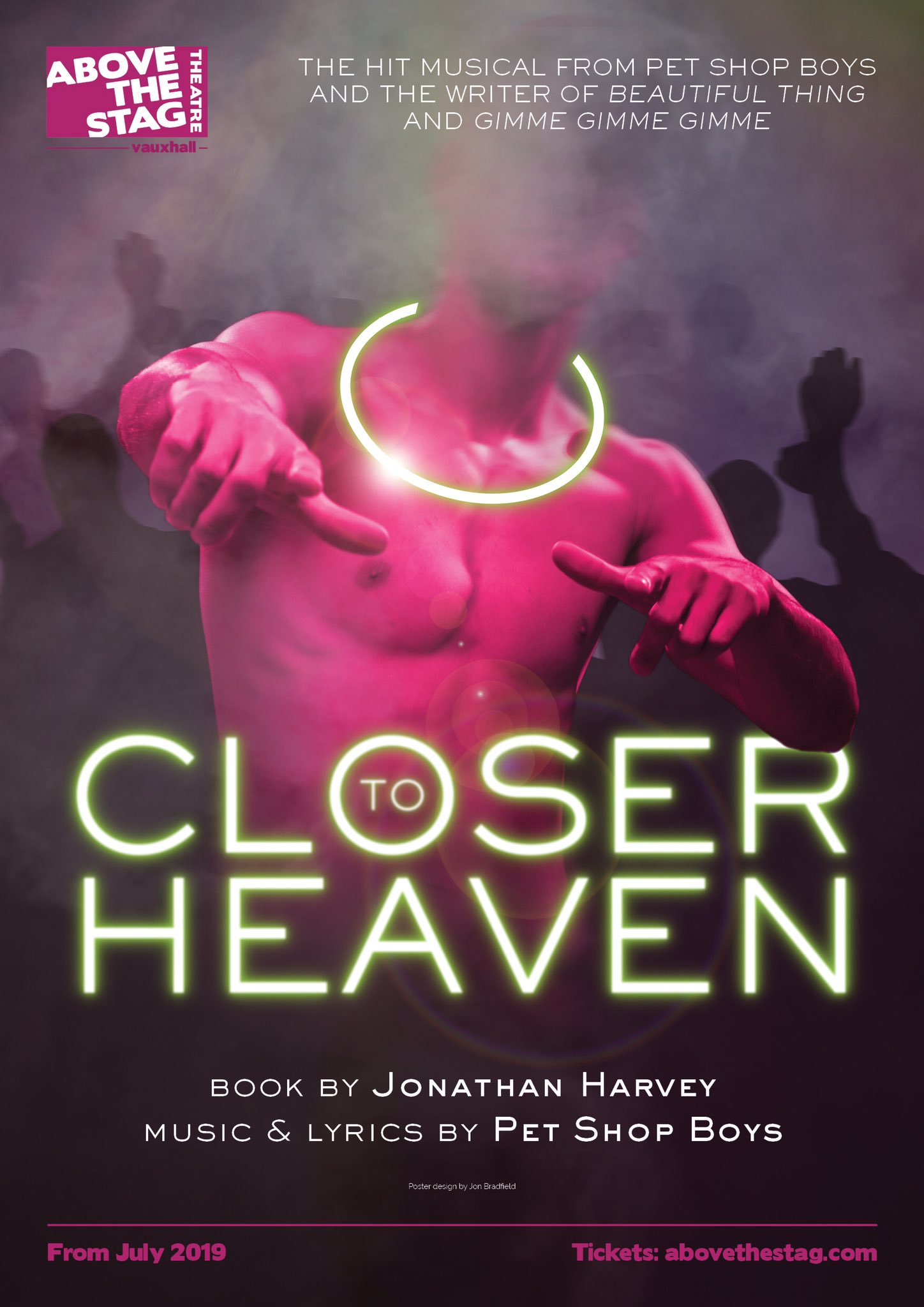 Closer to Heaven new production