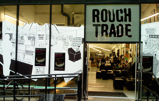 Rough Trade signing