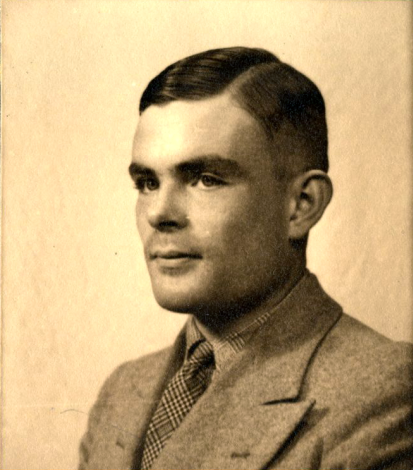 a biography of alan mathison turing