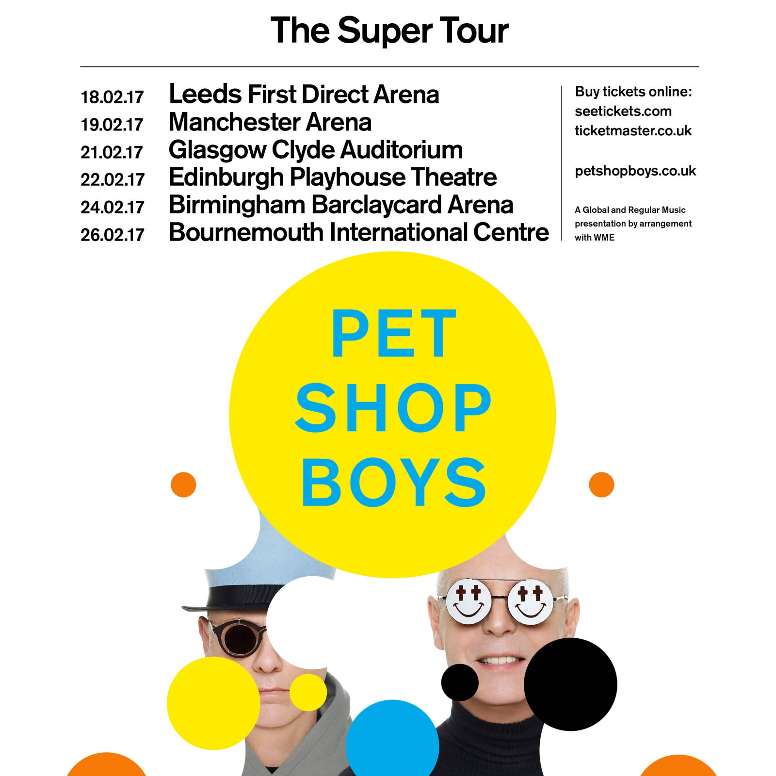The UK Super Tour