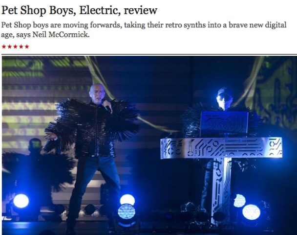Electric reviews