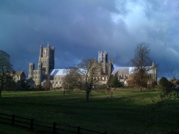Ely this afternoon.