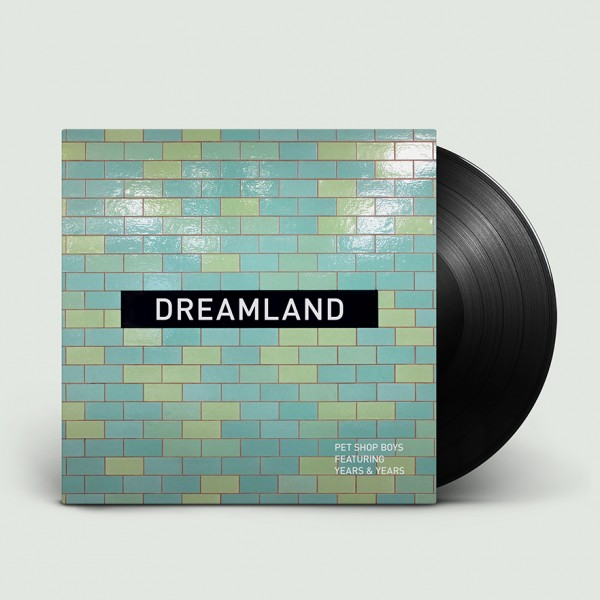 Dreamland single released on CD and vinyl today
