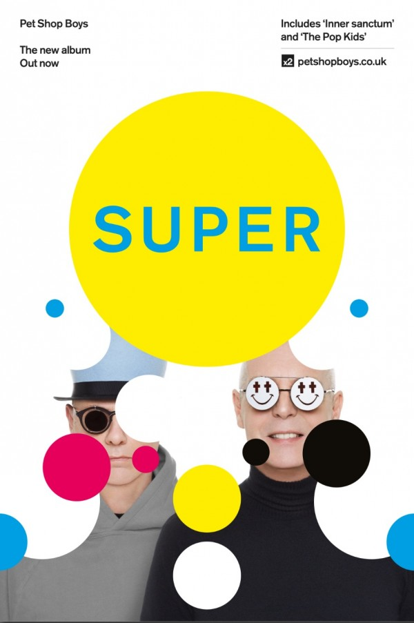 <i>Super</i> released today