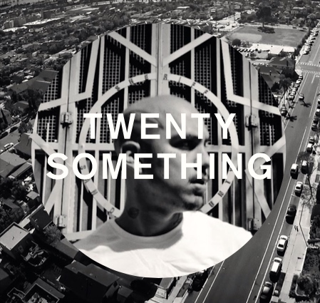 Twenty-something released today