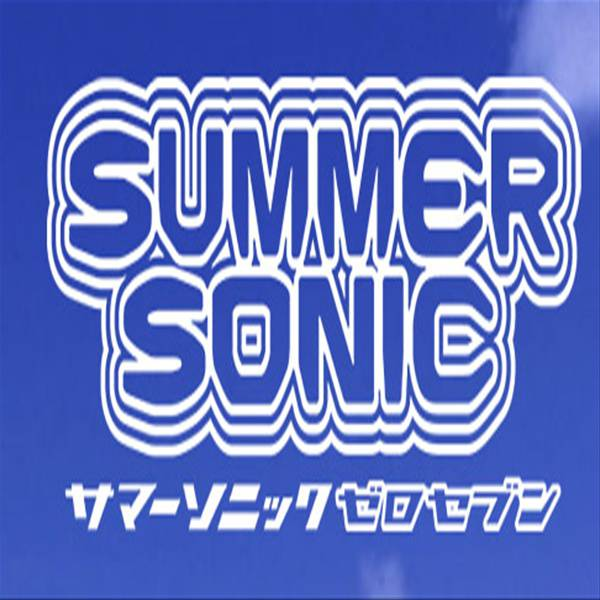 Summer Sonic in Japan
