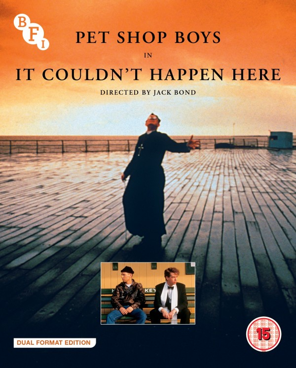 It Couldn't Happen Here re-released