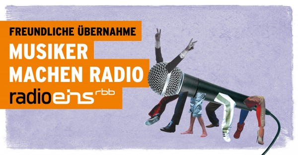 PSB on Radio Eins tonight