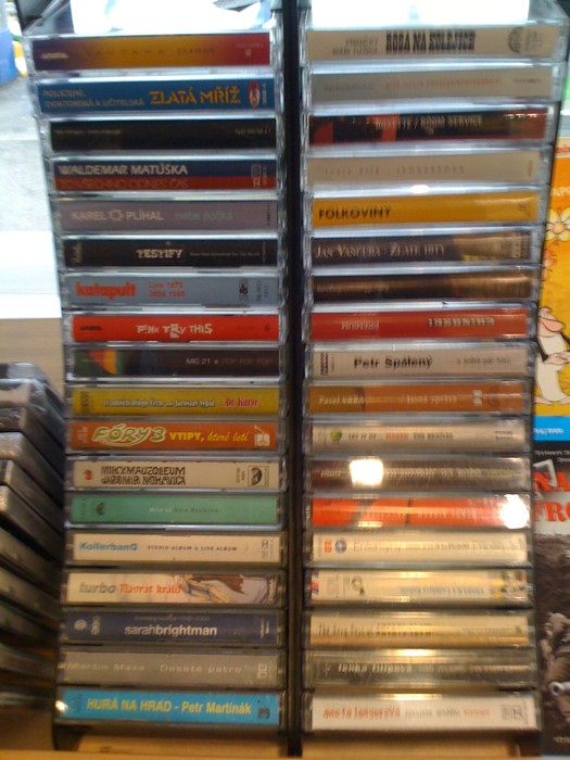 Cassettes for sale!