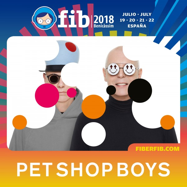 Pet Shop Boys return to FIB Benicàssim