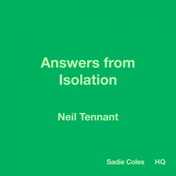 Answers from Isolation