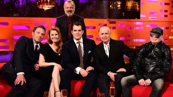 Graham Norton TV show