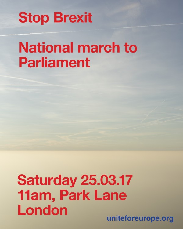 March to Parliament