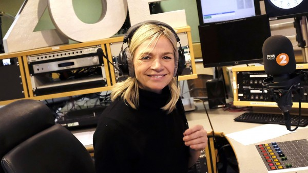 The Zoe Ball Breakfast Show tomorrow