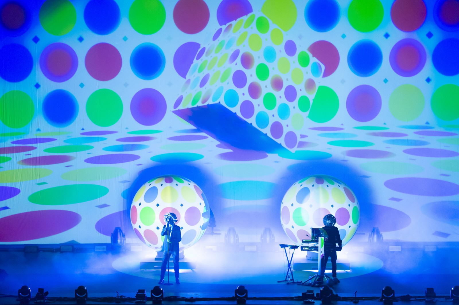 Pet Shop Boys at the Royal Opera House, London