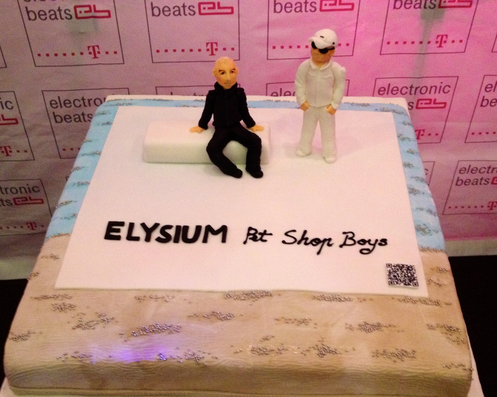 Elysium launch, Berlin 2013