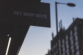 Pop-up shop, London, 2016
