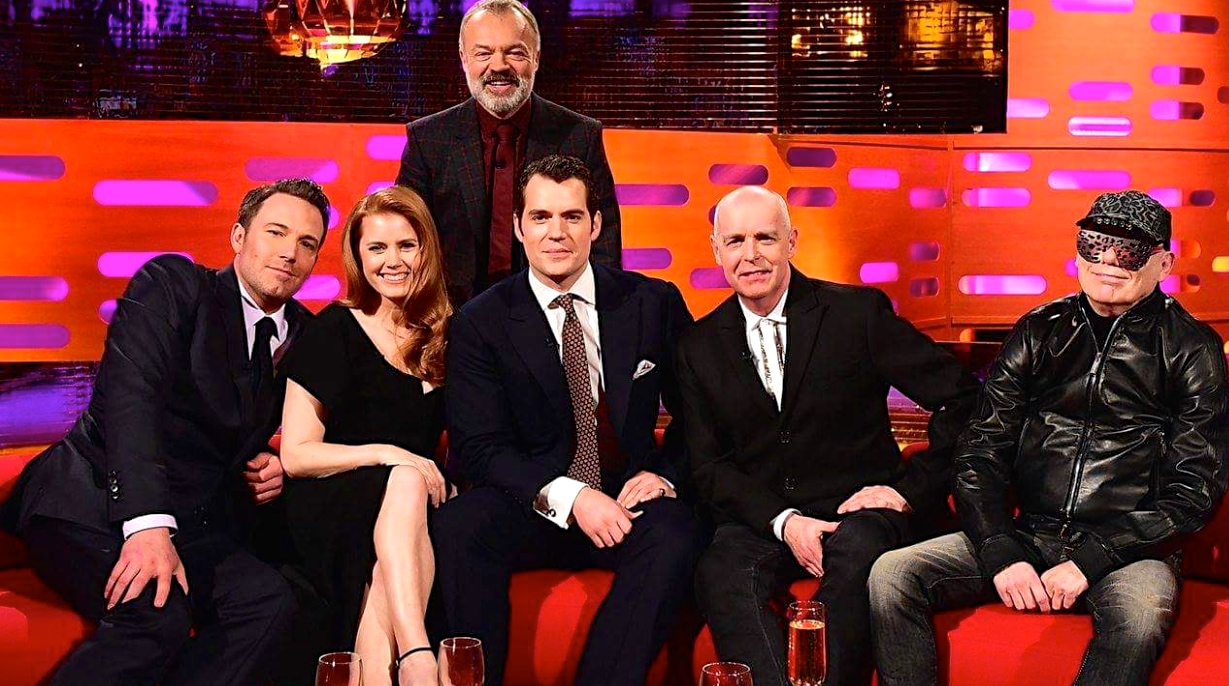 Graham Norton Show, BBC TV